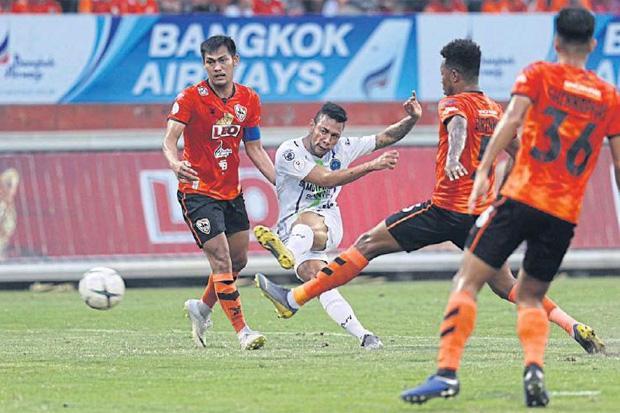 Bangkok Utd suffer another setback | Bangkok Post: news