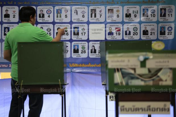 Poll stations in 5 provinces ready for vote rerun | Bangkok Post: news