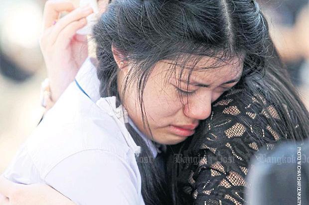 King aids girl orphaned by drunk driver | Bangkok Post: news