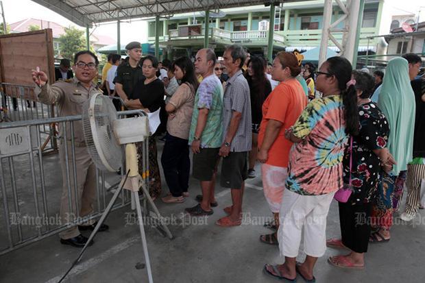 Poll reruns underway in five provinces | Bangkok Post: news