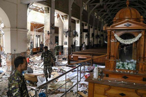 The latest on Sri Lanka terror attack: 2 more explosions | Bangkok Post: news