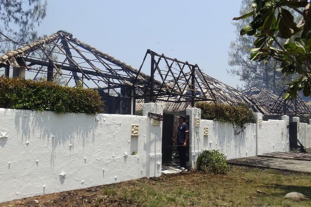 Fire ravages Hua Hin resort; all tourists, staff safe | Bangkok Post: news