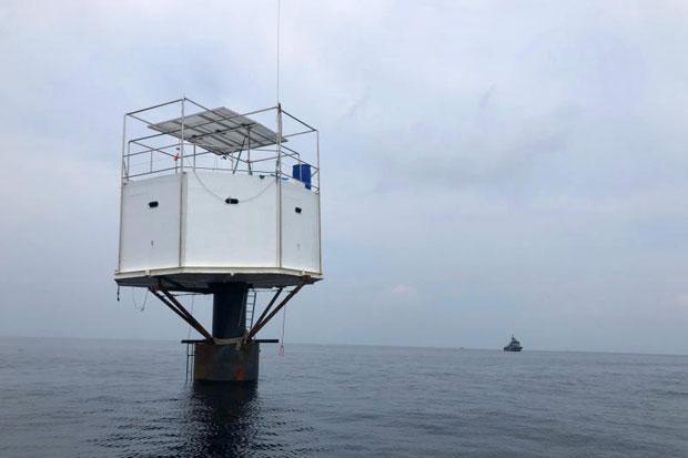 Seastead comes to shore later Monday | Bangkok Post: news