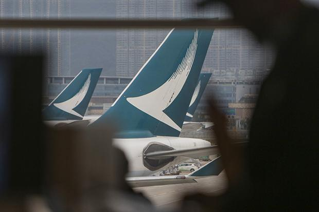 Cathay Pacific cracks down on petty theft by cabin crew   Bangkok Post: business