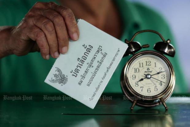 Election rerun in Chiang Mai as Pheu Thai winner banned