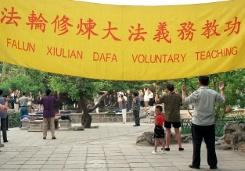 Falungong: The movement that rattled Beijing | Bangkok Post: news