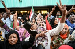 Sudan braces for 'million-strong' protest march | Bangkok Post: news