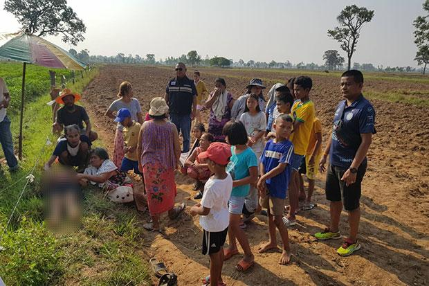 Boy electrocuted near cassava farm, owner charged | Bangkok Post: news