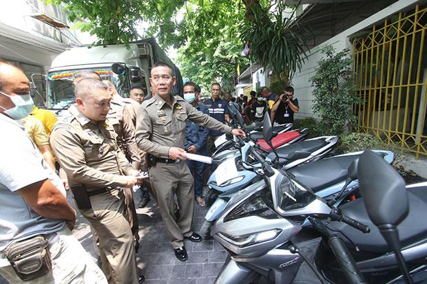 89 illegal migrant workers caught during raid in Bangkok
