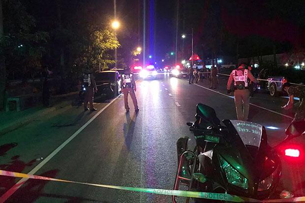 3 hurt in Phetchaburi drive-by shooting | Bangkok Post: news