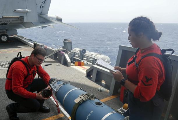 US warns of risk to aircraft in Persian Gulf | Bangkok Post: news