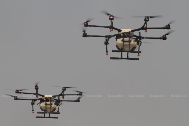 Drone curbs cause stir in Japan | Bangkok Post: news