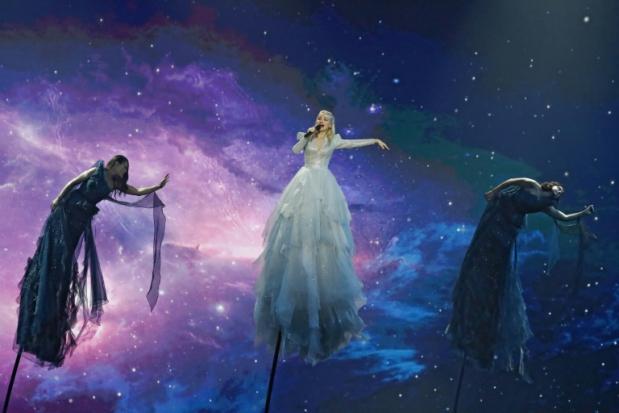 Dutch ballad bookies' favourite for Eurovision   Bangkok