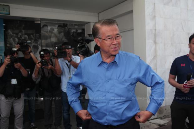 Speaker plan upsets Pheu Thai