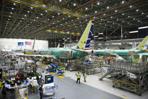 Boeing acknowledges flaw in 737 MAX simulator software