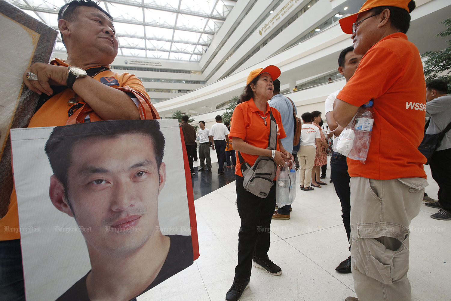 Constitutional Court to consider Thanathorn's shareholding case