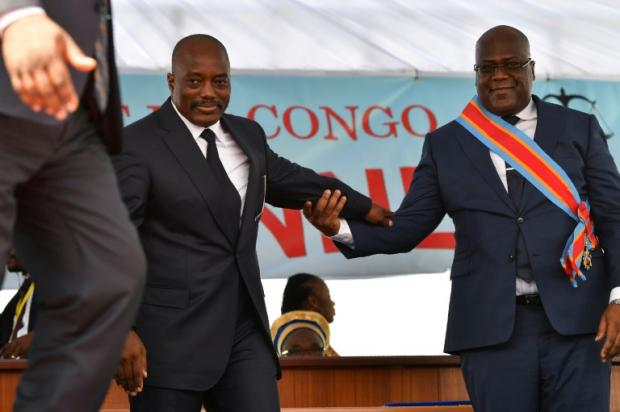 DR Congo PM appointed under 'political agreement' with Kabila   Bangkok Post: news