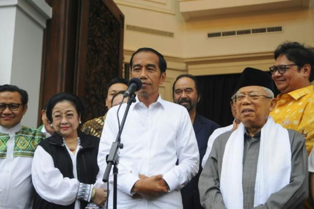 Indonesia's Joko Widodo wins second term as president: elections commission | Bangkok Post: news