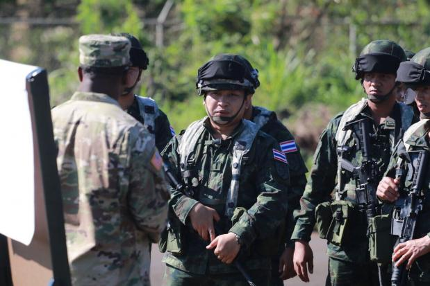Thai troops join Hawaii full-scale exercise | Bangkok Post: news