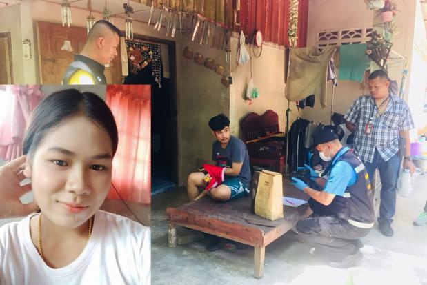 Man charged with strangling neighbour, burning body | Bangkok Post: news