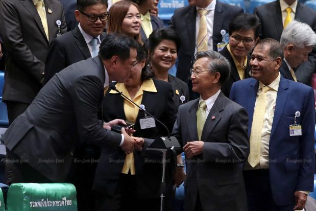 Democrat veteran Chuan named House speaker | Bangkok Post: news