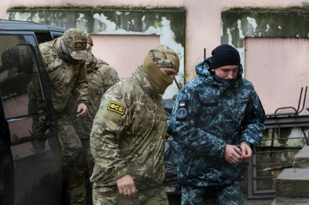 Global court to rule on Russia's detention of Ukrainian sailors | Bangkok Post: news