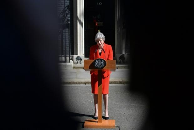 UK Tory hopefuls vow to succeed where May failed | Bangkok Post: news