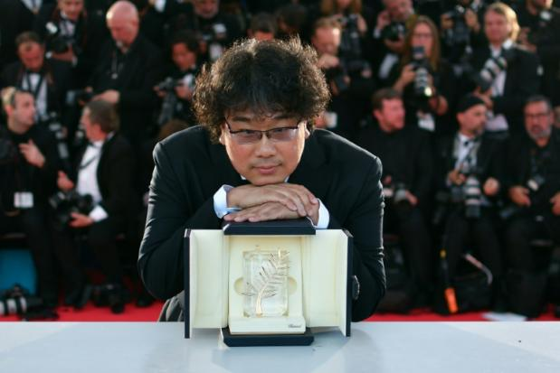 South Korea hails Bong Joon-ho's top prize win at Cannes | Bangkok Post: news