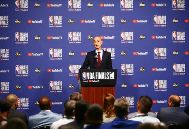 US-China political tensions, tariffs don't worry NBA boss ...