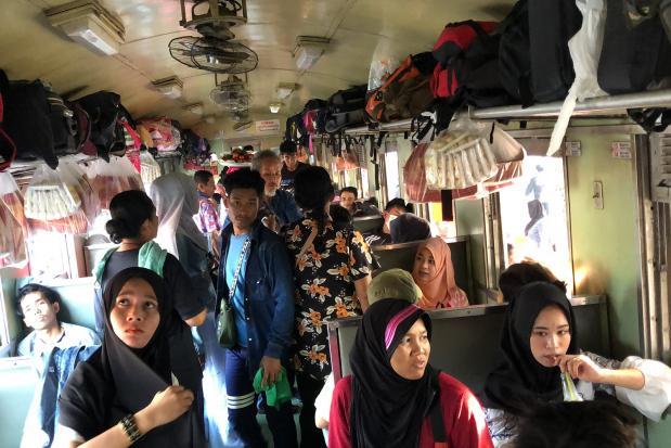 Southern Thai Muslims heading home for Hari Raya Aidilfitri