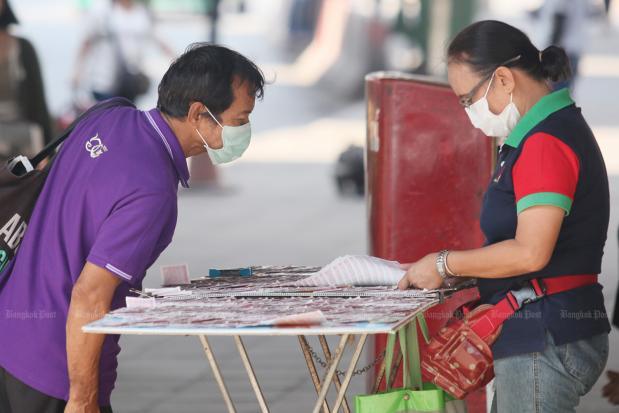 GLO offers cash to nab dodgy vendors   Bangkok Post: news