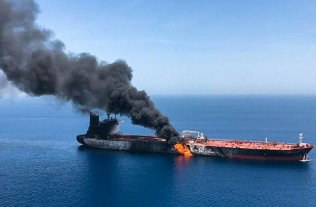 Iran denies tanker attacks as tensions soar   Bangkok Post: news