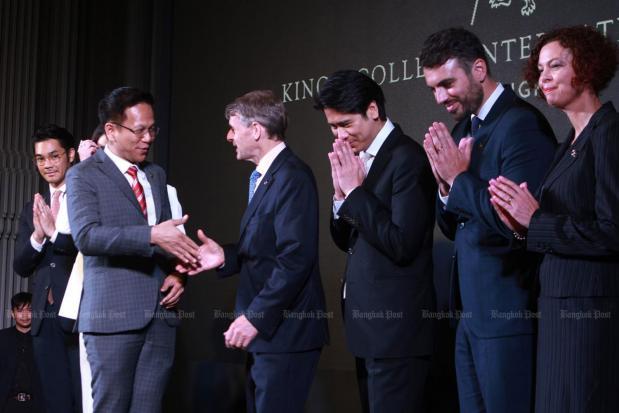 UK's King's College comes to capital   Bangkok Post: news