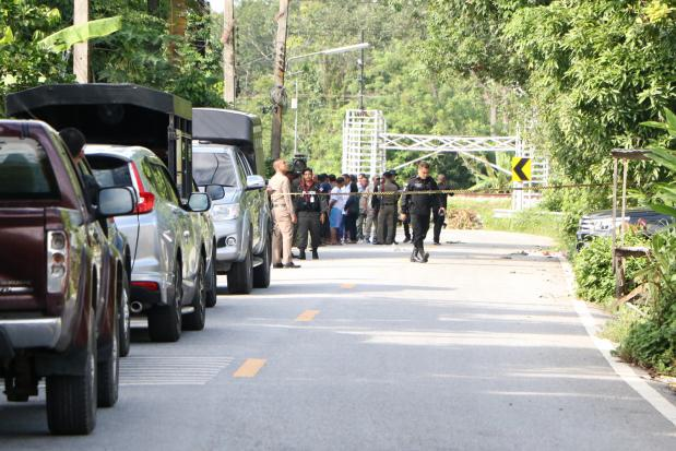 Couple slain in Narathiwat drive-by shooting | Bangkok Post: news