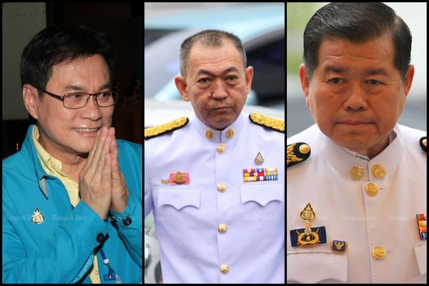 Democrats approve 7 names for 8 seats | Bangkok Post: news