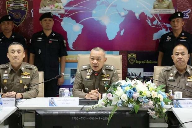 Immigration crackdown nets 2,200 in Isan | Bangkok Post: news