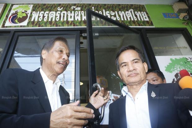 Green party threatens to pull support | Bangkok Post: news