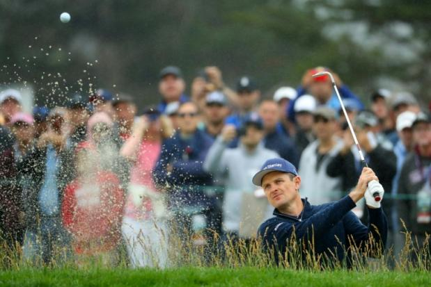 Rose leads US Open by two midway through 2nd round   Bangkok Post: news