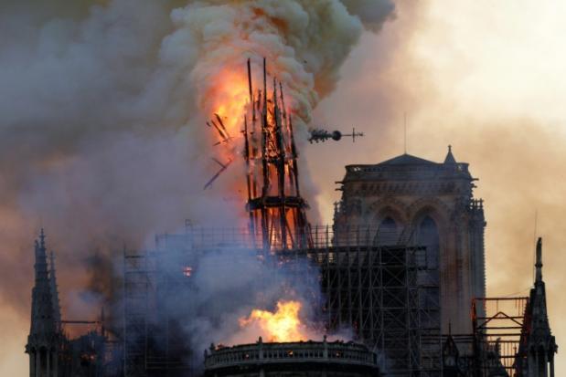 Notre-Dame to celebrate first mass after fire   Bangkok Post: news