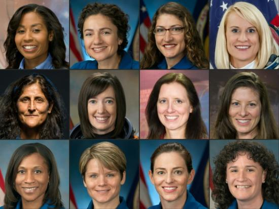 Womankind's giant leap: who will be the first female moonwalker?   Bangkok Post: news