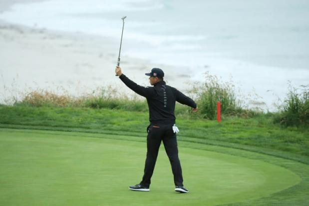 Woodland fires 65 to top US Open leaderboard | Bangkok Post: news