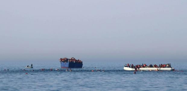 Mediterranean countries step up search for missing migrants | Bangkok Post: news