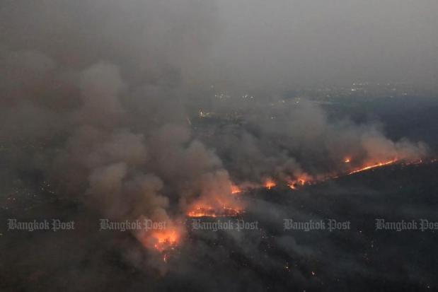 Air quality in North still 'critical' | Bangkok Post: learning