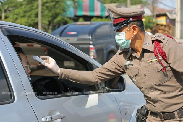 27 Bangkok cops have Covid-19 | Bangkok Post: learning
