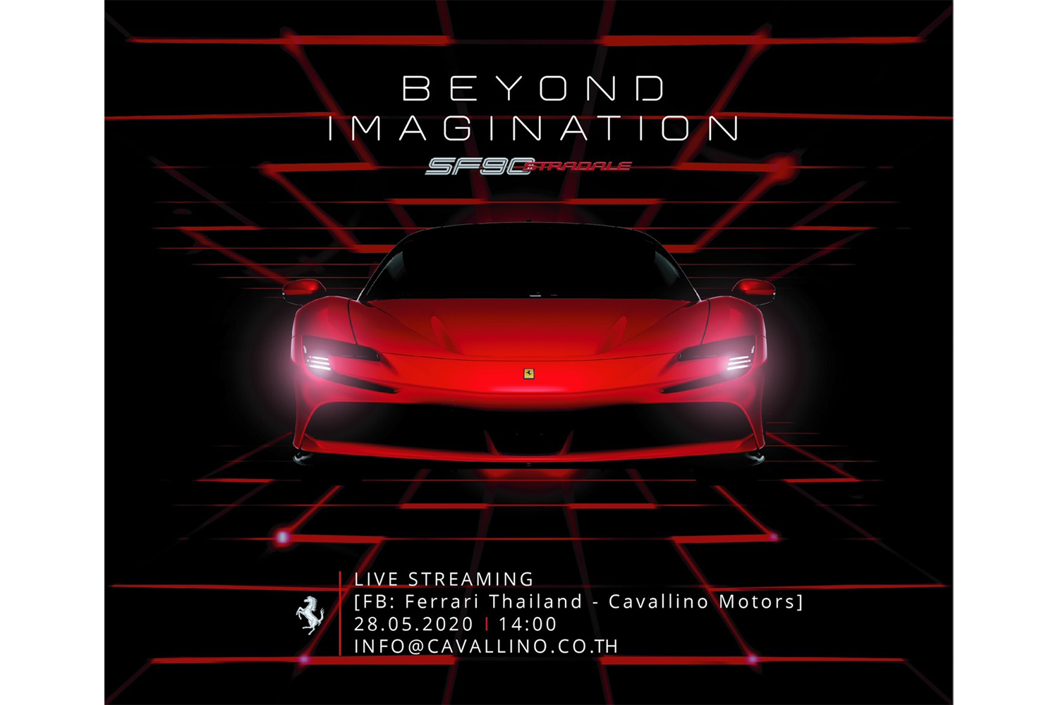 The Ferrari Sf90 Stradale The New Series Production Supercar Cavallino Motors To Unveil The Most Powerful Prancing Horse Car Ever