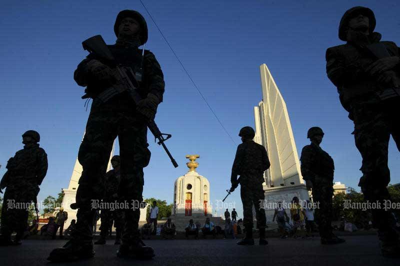 Protest pressure builds for govt