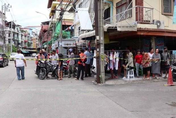 Gunman kills Pattaya motorcycle-taxi driver