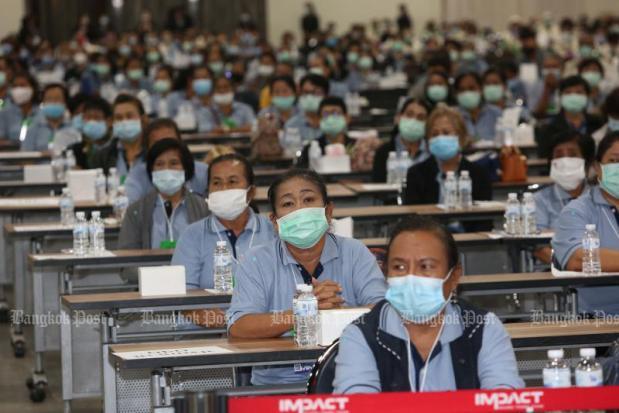 Monday: no new virus cases | Bangkok Post: learning