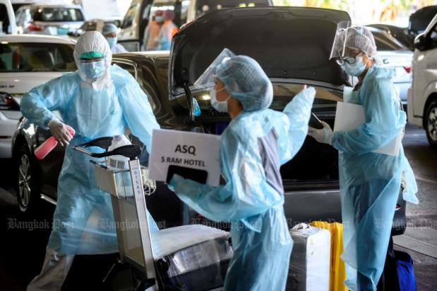 Tuesday: baby girl among 2 new Covid cases | Bangkok Post: learning