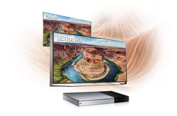 LG Blu-ray player | Bangkok Post: tech